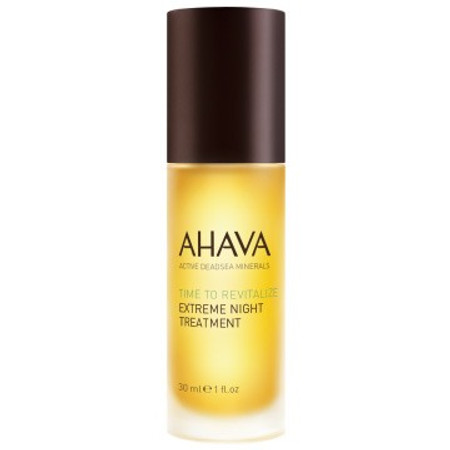AHAVA Time To Revitalize Extreme Night Treatment - 1.7 oz