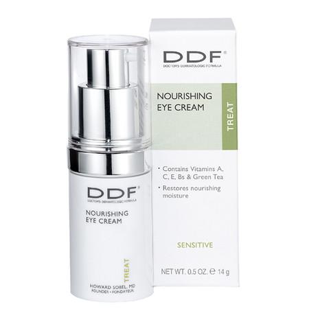 DDF Nourishing Eye Cream, .5 oz