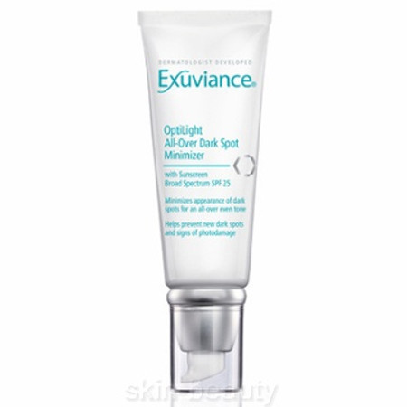 Exuviance OptiLight All Over Dark Spot Minimizer SPF 25 - 1.4 oz