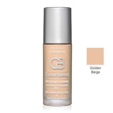 Exuviance Skin Caring Foundations SPF 20 - Golden Beige