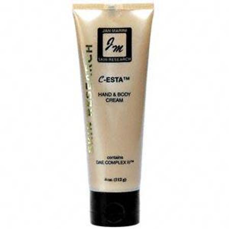 Jan Marini C-ESTA Hand & Body Cream, 4 oz (Original Version) Free with $164 Purchase