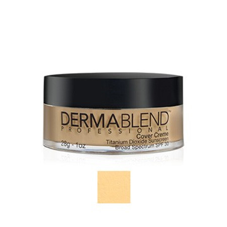 Dermablend Cover Creme SPF 30 - 1 oz - Warm Ivory (Chroma 1/2) (800752)