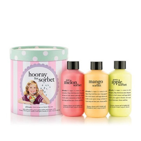 Philosophy Hooray for Sorbet Collection Kit - 3 pcs