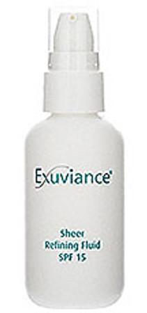 Exuviance Sheer Refining Fluid SPF 15, 1.75 oz