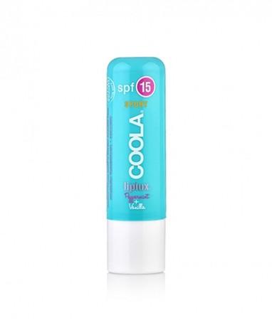 Coola Liplux SPF 15 Vanilla Peppermint - .15 oz