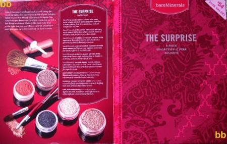Bare Escentuals The Surprise Kit, 9 piece kit