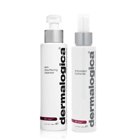 Dermalogica AGE Smart Cleanser & Mist Duo - 2 pcs