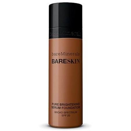 BareMinerals BareSkin Pure Brightening Serum Foundation SPF 20 - 1 oz - Bare Mocha 20 (70737)