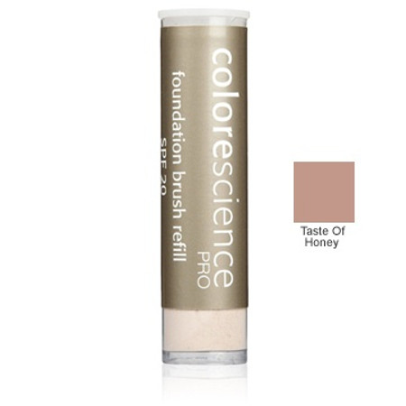 Colorescience Loose Mineral Foundation Sunscreen SPF 20 Refill - 0.21 oz - Taste Of Honey