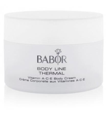 Babor Body Line Thermal Vitamin ACE Body Cream, 7 oz (200ml)