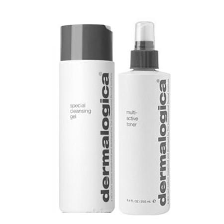Dermalogica Best Seller Cleanser & Toner Duo - 2 pcs