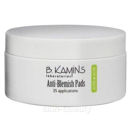B. Kamins Anti-Blemish Pads - 35 applications