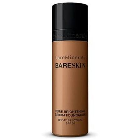 BareMinerals BareSkin Pure Brightening Serum Foundation SPF 20 - 1 oz - Bare Almond 16 (70732)