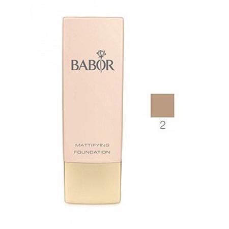 Babor Mattifying Foundation - 1 oz - 02 Natural Beige (546102)