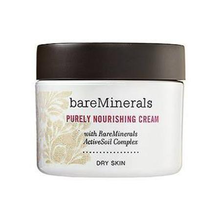 BareMinerals Purely Nourishing Cream - Dry Skin - 1.7 oz (58797)