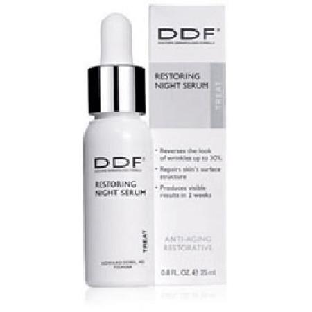 DDF Restoring Night Serum -  .8 oz - Free with $200 Purchase