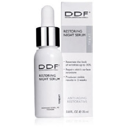 DDF Restoring Night Serum -  .8 oz - Free with $200 Purchase