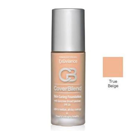 Exuviance Skin Caring Foundations SPF 20 - True Beige