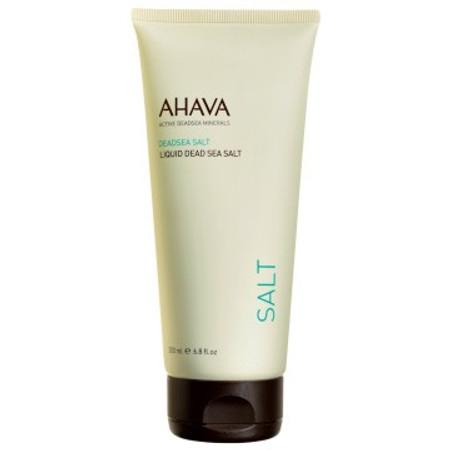 AHAVA DeadSea Salt Liquid Dead Sea Salt  - 6.8 oz