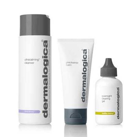 Dermalogica UltraCalming Essential Cleanser Trio - 3 pcs