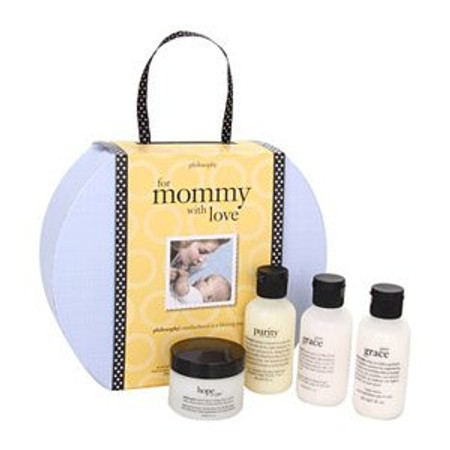 Philosophy For Mommy with Love Gift Set - 4 pcs