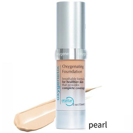 Oxygenetix Oxygenating Foundation Pearl - 0.5 oz