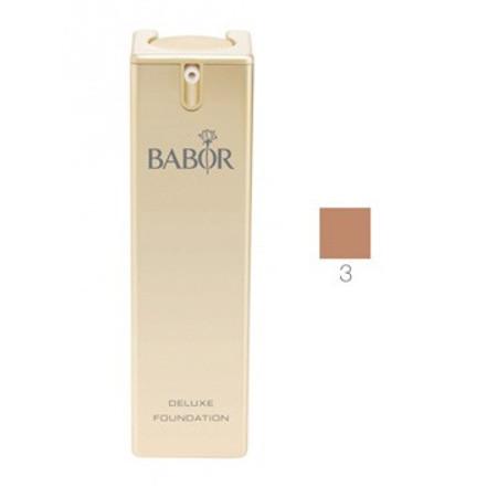 Babor Deluxe Foundation - 1 oz - 03 Almond Beige (546003)