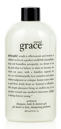 Philosophy Eternal Grace Shampoo, Bath & Shower Gel - 16 oz