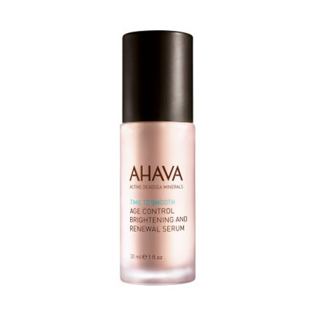 AHAVA Time To Smooth Age Control Brightening And Renewal Serum - 1.0 oz