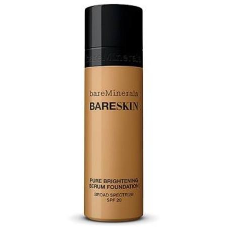 BareMinerals BareSkin Pure Brightening Serum Foundation SPF 20 - 1 oz - Bare Sand 12 (70728)