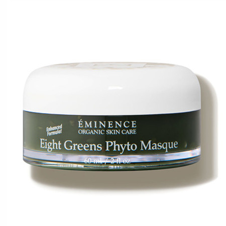 Eminence Eight Greens Phyto Masque (NOT HOT), 2 oz