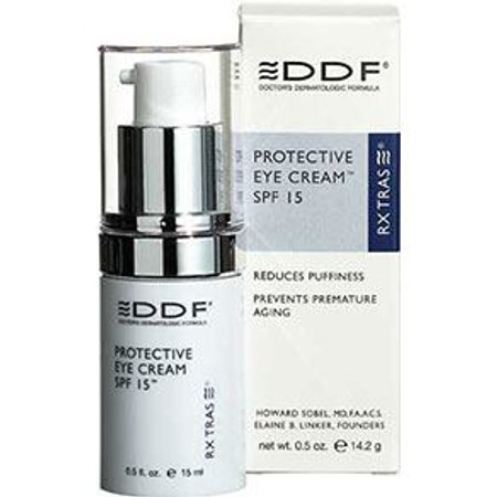 DDF Protective Eye Cream SPF 15 -  .5 oz