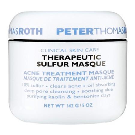 Peter Thomas Roth Therapeutic Sulfur Masque Acne Treatment Masque - 5 oz