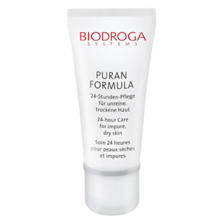 Biodroga Puran Formula 24 Hour Care for Impure Skin - Dry Skin - 1.4 oz (44036)