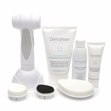 DermaNew Total Body Experience (8 pieces)