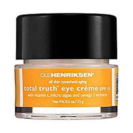 Ole Henriksen Total Truth Eye Cream SPF 15 - .5 oz