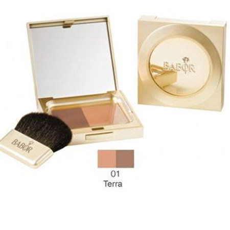Babor Super Soft Duo Blush - 9g - 01 Terra (504201)