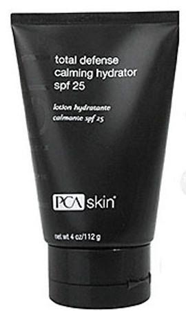PCA Skin Total Defense Calming Hydrator SPF 25 -  4 oz