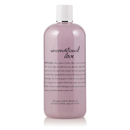 Philosophy Unconditional Love Shampoo, Bath & Shower Gel - 16 oz