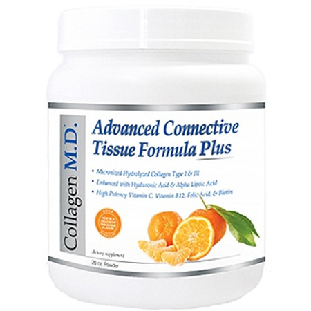 Collagen MD Advanced Connective Tissue Formula Plus - 20 oz