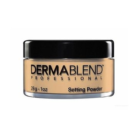 Dermablend Loose Setting Powder - 1 oz - Warm Saffron (41020)