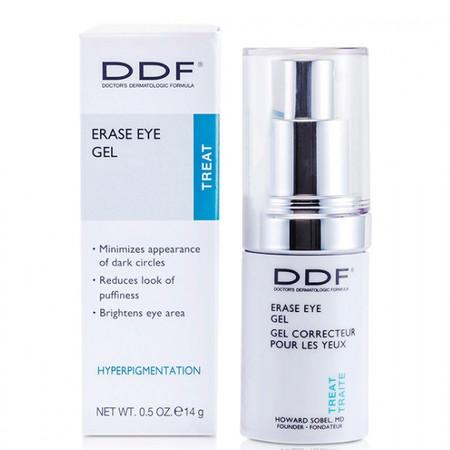 DDF Erase Eye Gel, .5 oz