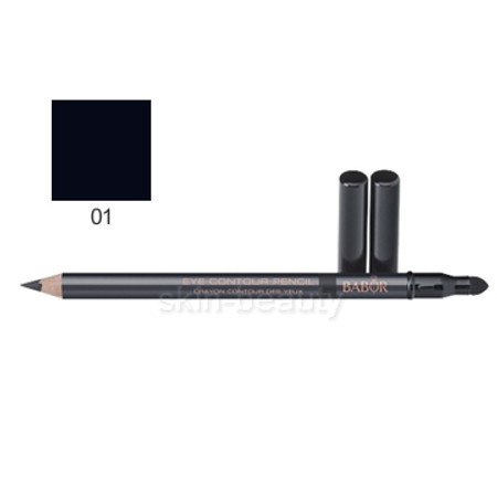 Babor AGE ID Eye Contour Pencil 01 Black - 1g (632001)
