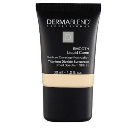 Dermablend Smooth Liquid Camo Foundation - 1 oz - Linen (S15332)