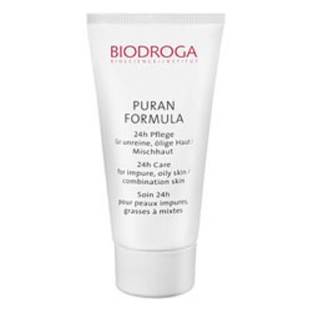 Biodroga Puran Formula 24 Hour Care for Impure Skin - Oily/Combination Skin - 1.4 oz (44035)