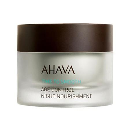 AHAVA Time To Smooth Age Control Night Nourishment - 1.7 oz