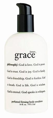 Philosophy Inner Grace Firming Body Emulsion - 16 oz
