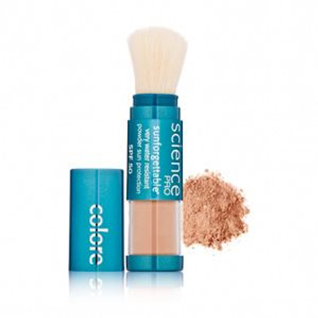 Colorescience Loose Mineral Sunscreen SPF 50 Sunforgettable - Tan - .21 oz (403101354R2)