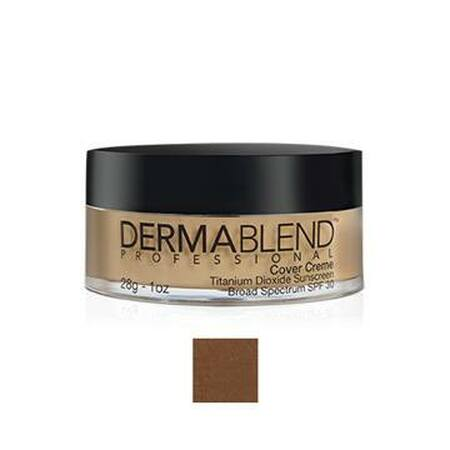 Dermablend Cover Creme SPF 30 - 1 oz - Deep Brown (Chroma 7) (800820)