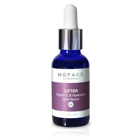 NuFace Lifter Vitamin C & Hyaluronic Acid Serum - 1 oz (30070)